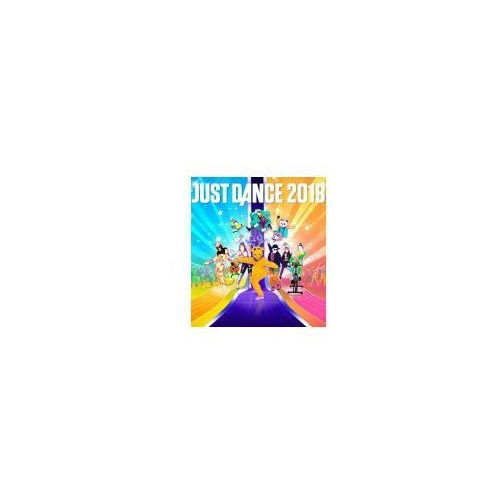 Just Dance 2018 NSWITCH (3307216018209)