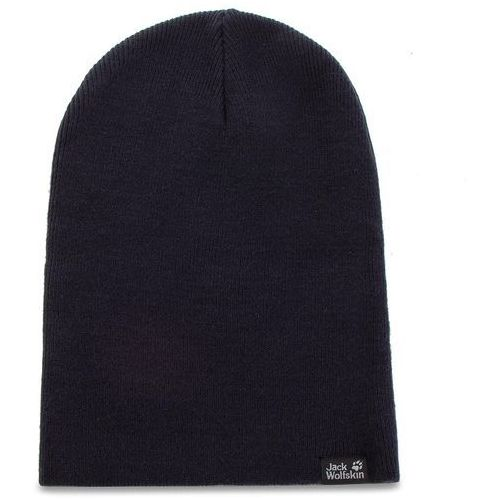 Jack wolfskin Czapka - rib hat 1903891 night blue