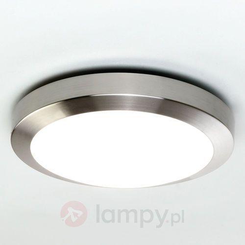 Dakota 300 ceiling light brushed nickel, 0674