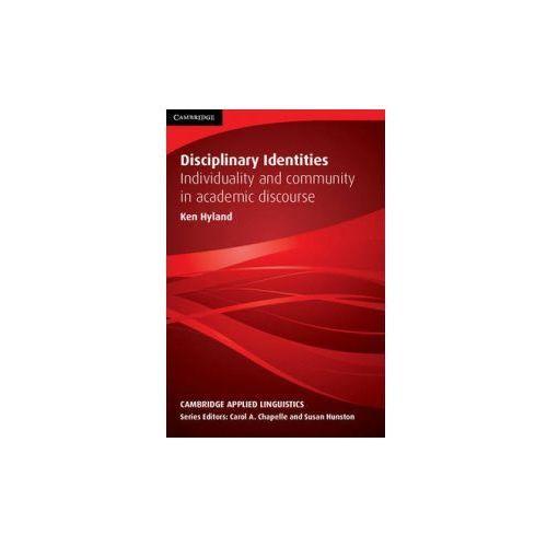 Disciplinary Identities (2012)