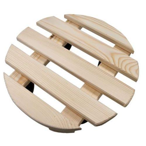 Podstawka drewniana mała