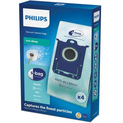 Philips S-bag worki do odkurzaczy