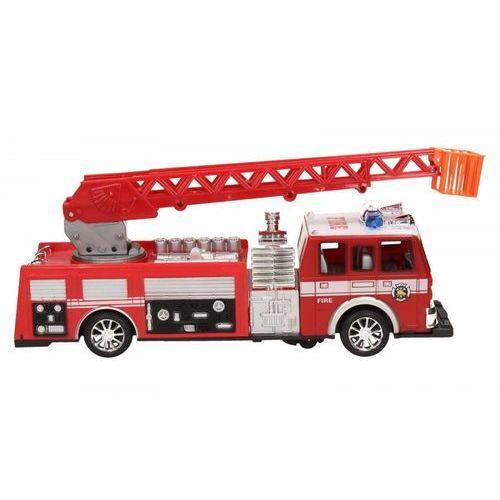 Autko straż pożarna duża