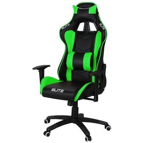 Fotel gamingowy biurowy obrotowy marki Miweba
