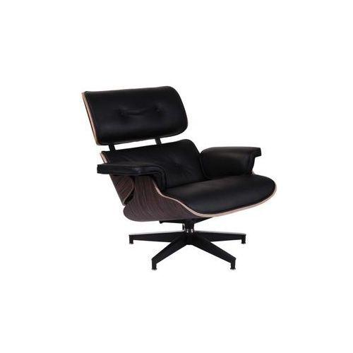 Fotel Vip inspirowany Lounge Chair - czarny (5902385711098)