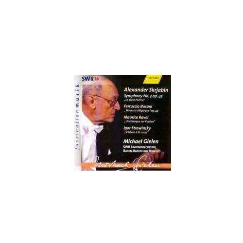 Scriabin A / Stravinsky I - Symph. Nr. 3 / Scherzo A La Russe