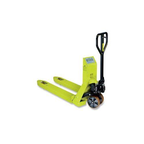 Ręczny wózek paletowy z wagą Lifter by Pramac PX20 1185x555