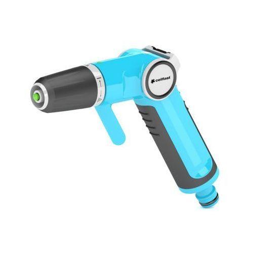 Zraszacz pistoletowy CELLFAST 53-320 prosty ergo- natychmiastowa wysyłka, ponad 4000 punktów odbioru! (5901828859922)