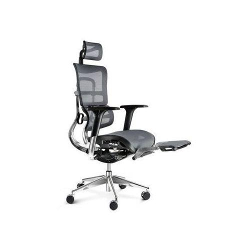 Fotel v-master czarno-szary darmowy transport marki Diablo chairs