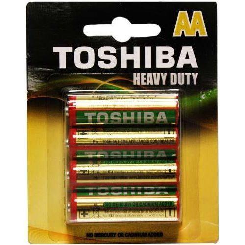 Baterie cynkowo-węglowe r6kg bp-4tgte ss- natychmiastowa wysyłka, ponad 4000 punktów odbioru! marki Toshiba