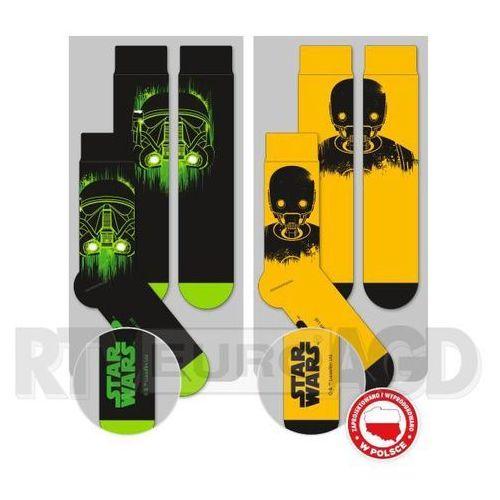 Good Loot Skarpety Star Wars - Rogue One Fan Socks Set - produkt w magazynie - szybka wysyłka!