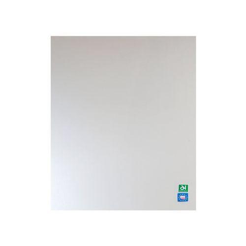 Dubiel vitrum Lustro łazienkowe bez oświetlenia prostokątne 60 x 50 cm