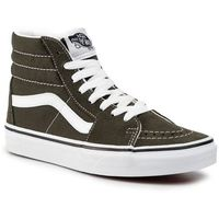 Vans Sneakersy - sk8-hi vn0a4bv62le1 forest night/true white