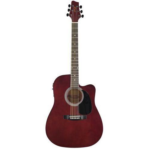 Stagg SW 203 CUTU TR - gitara elektro-akustyczna