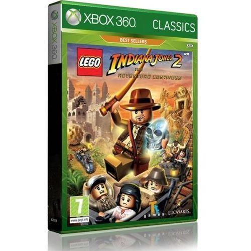 OKAZJA - Lego Indiana Jones 2 (Xbox 360)