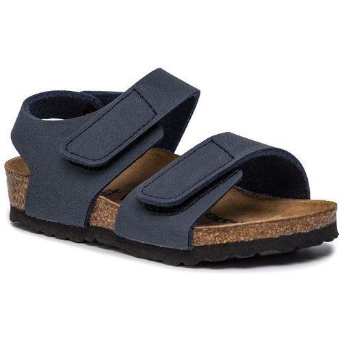 Sandały BIRKENSTOCK - Palu Kids Bs 1014367 Navy, kolor niebieski