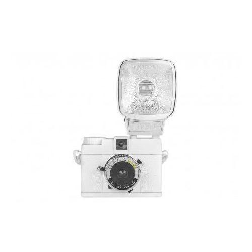 diana mini white aparat fotograficzny lomo marki Lomography