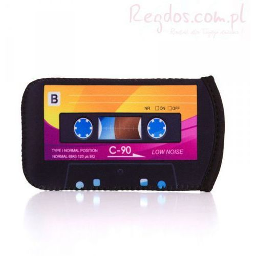 Etui gentlemana i kaseta - smartphone (2x5szt), marki Gadget factory