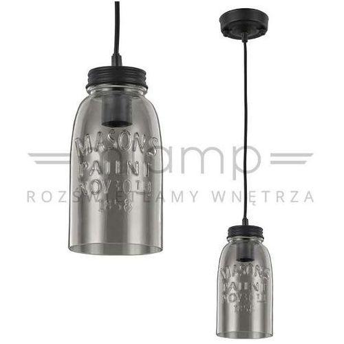 Lampa wisząca LIGHT PRESTIGE LP-42086/1P Vasto Transparentny + DARMOWY TRANSPORT!, LP-42086/1P CLEAR