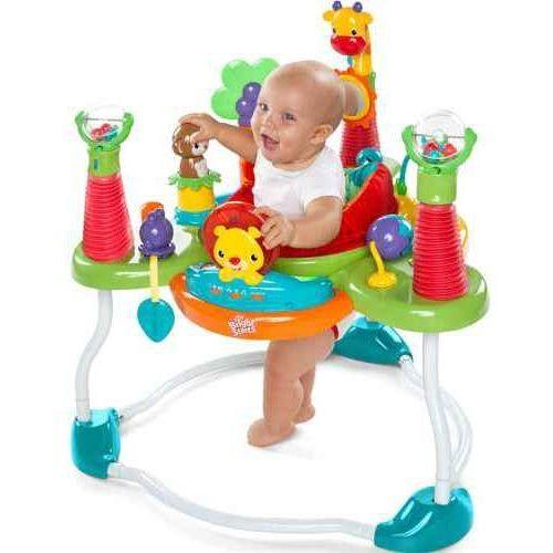 Interaktywne krzesełko zabaw  marki Bright starts