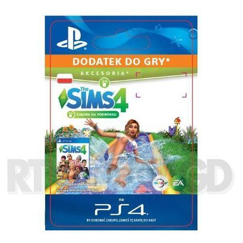 Sony The sims 4 - zabawa na podwórku dlc [kod aktywacyjny] ps4