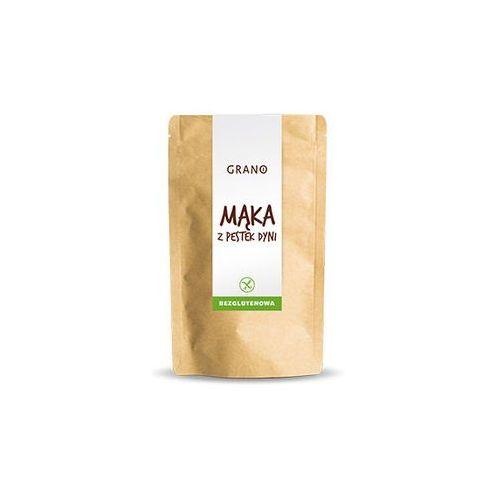 Mąka z pestek dyni bezglutenowa 500 g Grano