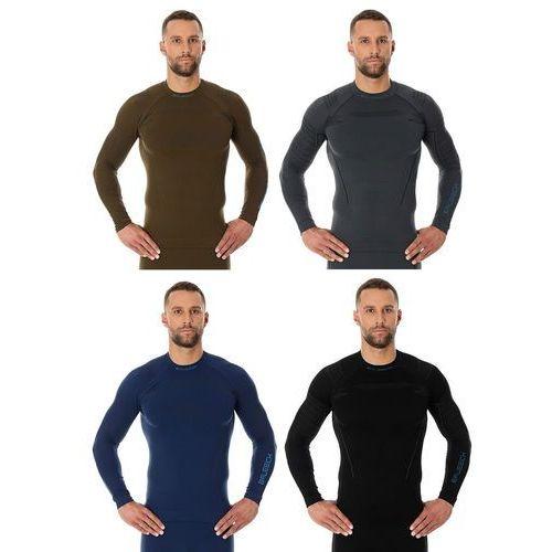 Koszulka męska termoaktywna Brubeck Thermo LS13040 z kategorii Pozostała odzież sportowa