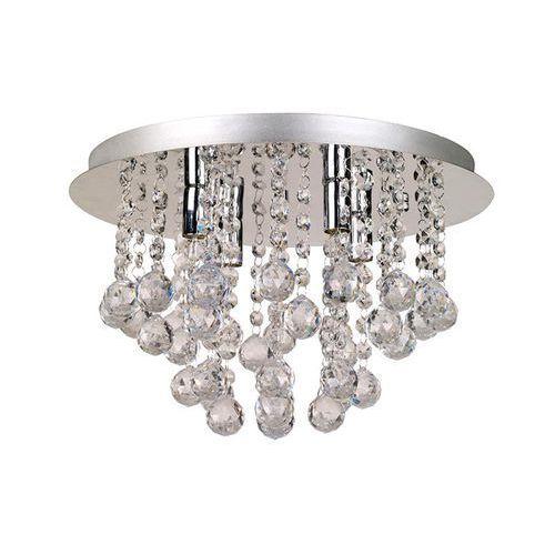 Markslojd Lampa wisząca zwis aries 4x40w g9 chrom/transparentny 105366 >>> rabatujemy do 20% każde zamówienie!!!