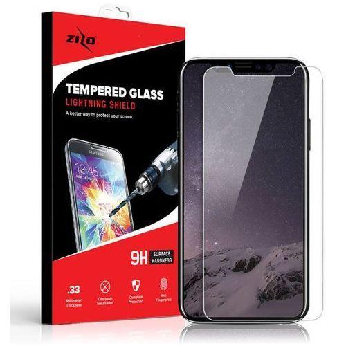 Zizo Lightning Shield Szkło Hartowane Na Ekran 9H 0,33mm iPhone Xs / X