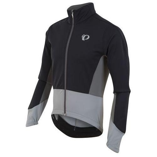 elite pursuit softshell - kurtka rowerowa (czarny-szary) marki Pearl izumi