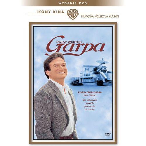 Świat według Garpa (DVD) - George Roy Hill DARMOWA DOSTAWA KIOSK RUCHU (7321908112613)