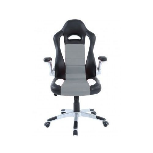 Ibox fotel aurora gt2 gaming czarno-szary