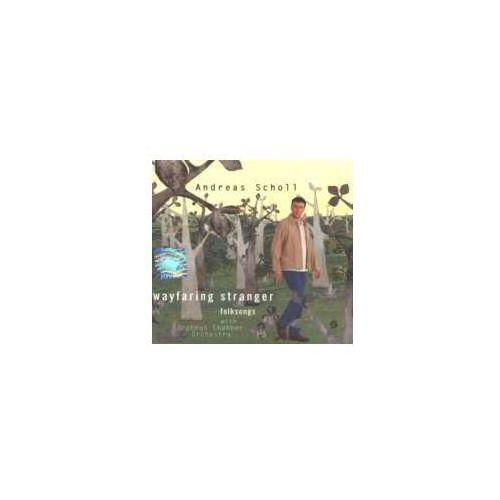 Wayfaring Stranger - Folksongs - produkt z kategorii- Jazz