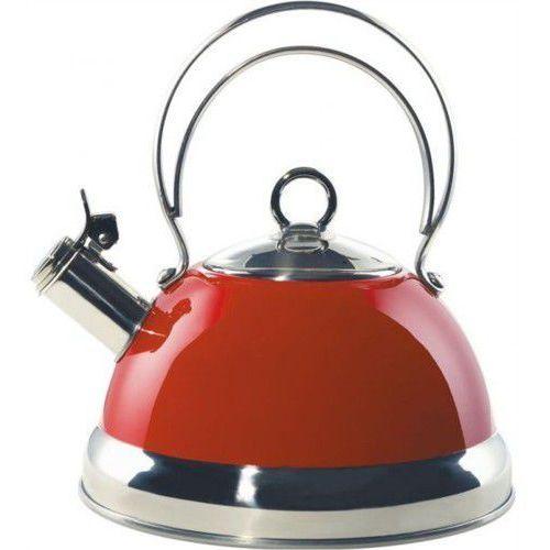 Czajnik klasyczny, czerwony z gwizdkiem 2 litry (340520-02) marki Wesco