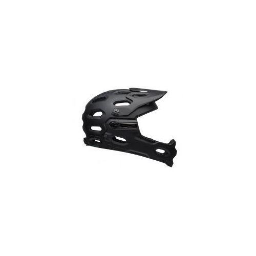 Bell Kask full face super 3r mips matte gloss black gray roz. m (55-59 cm) (new)