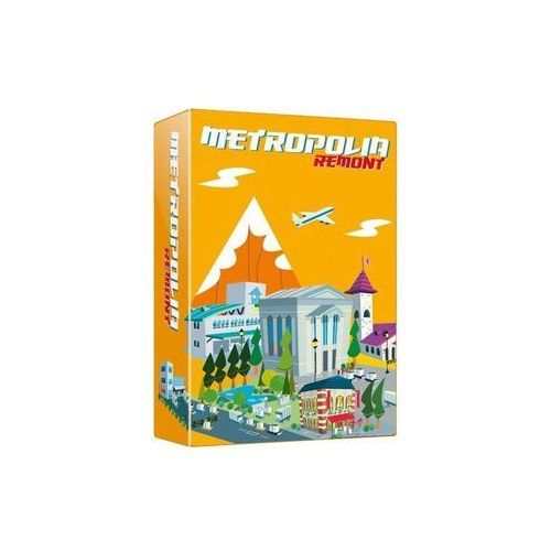 Foxgames Metropolia - remont