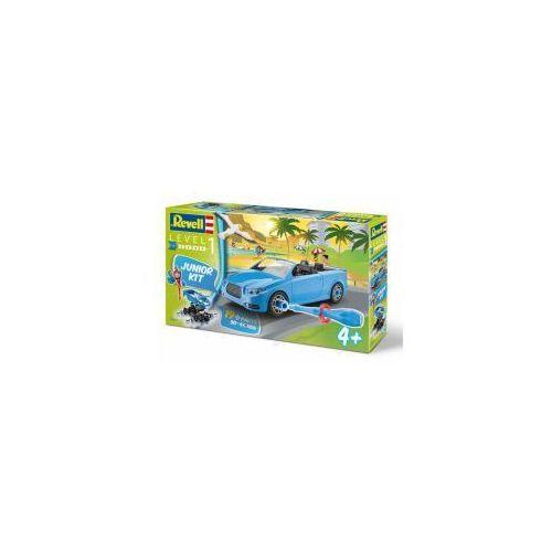 Revell Samochód kabriolet do skręcania kit junior