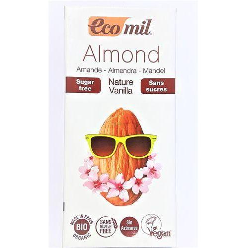 MLEKO MIGDAŁOWE naturalne b/c BIO 1L EcoMil (8428532230061)