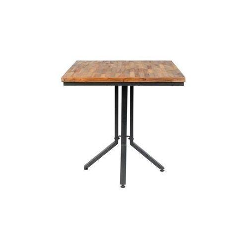 Orange line stół bistro maze kwadratowy naturalny 2100087 (8718548043619)