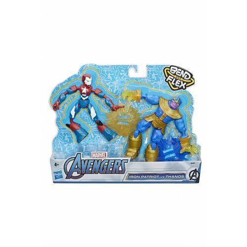 Avengers Figurki bend n flex 2pak 2y38id