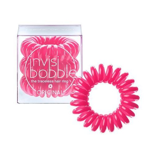 the traceless hair ring gumka do włosów 3 szt dla kobiet pinking of you marki Invisibobble
