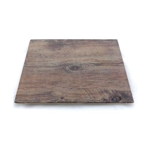Deska do prezentacji dań DRIFTWOOD 25,4x25,4x1,5 cm