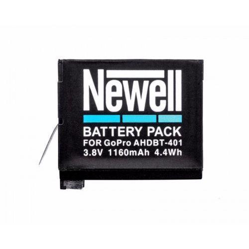 Akumulator NEWELL zamiennik AHDBT-401 (GOPRO HERO4)