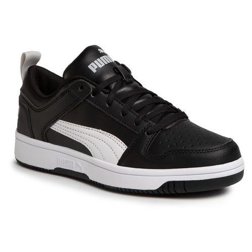 Sneakersy PUMA - Rebound Layup Lo Sl Jr 370490 02 Puma Black/White/High Rise