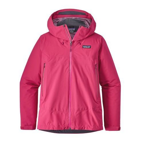 Kurtka CLOUD RIDGE RAIN JACKET WOMEN - craft pink