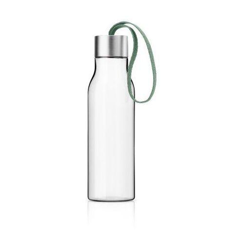 Butelka na wodę z troczkiem Granite Green, 0,5 l - Eva Solo, 503021