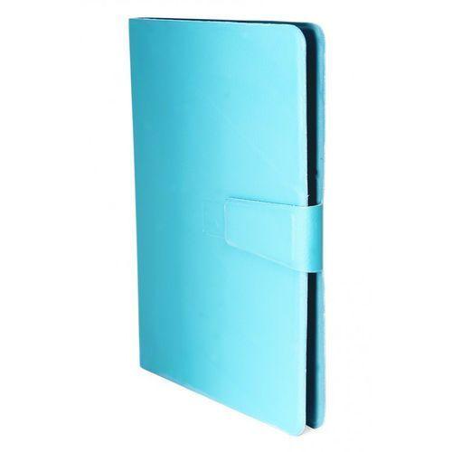 """Etui Tucano Piega Small uniwersalne do tabletu 7"""" (niebieskie), kolor niebieski"""