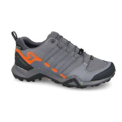 Adidas terrex swift r2 gtx buty mężczyźni szary uk 7,5   eu 41 1/3 2018 buty trailowe (4059809303047)