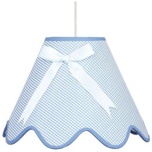 Candellux Lampa wisząca lola 31-04666 niebieski + rabat z gopro!