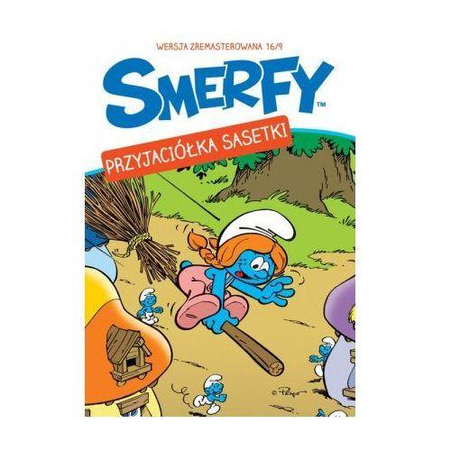 Smerfy - Przyjaciółka Sasetki - Dostawa 0 zł, 81305303317DV (6046403)
